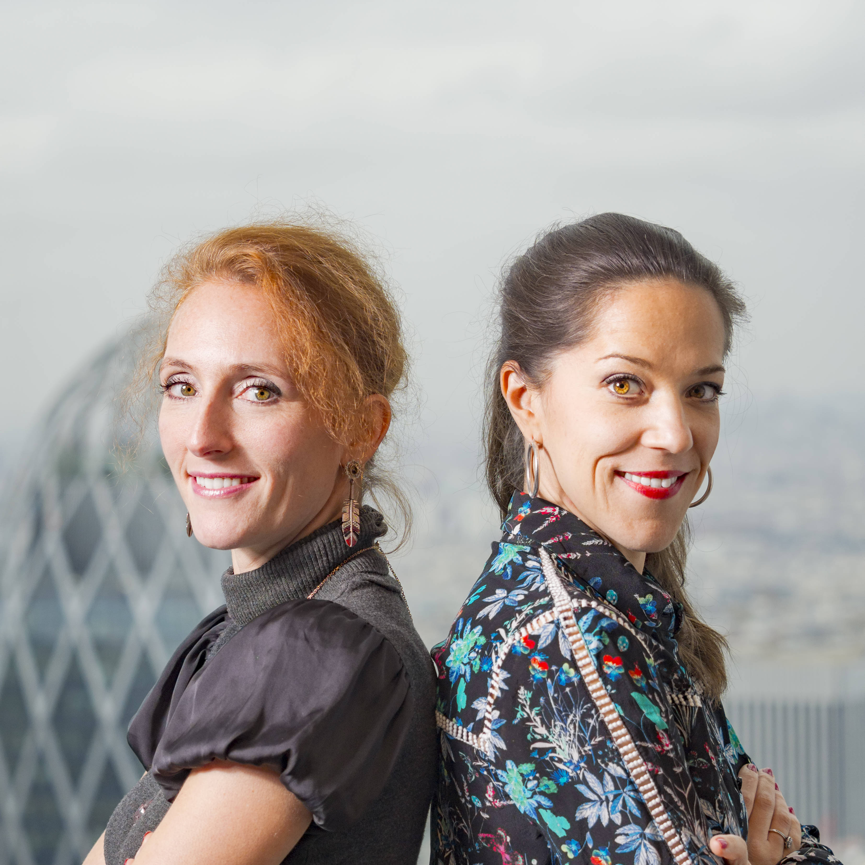 photo de Delphine LUGINBUHL & Aurélie PENNEL